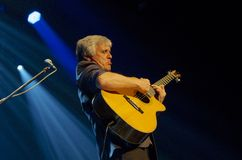 Laurence Juber in Prague Stock Image