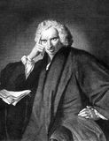Laurence Sterne Immagini Stock
