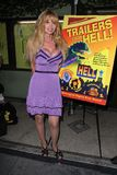 """Laurene Landon an der """"Trailers von der Hölle"""" Showpartei und an der Promi Q&A, stilles Kino, Los Angeles, CA 07-10-11 Stockbilder"""