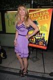 """Laurene Landon på """"släp från det helvete"""" showpartiet och kändisen Q&A, tyst filmbiograf, Los Angeles, CA. 07-10-11 Arkivfoton"""