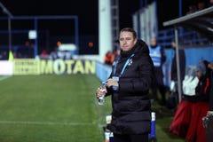 Laurențiu Reghecampf coach Stock Images