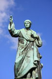 Laurens Janszoon Coster statue of Harrlem Royalty Free Stock Images