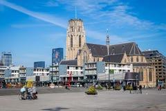 Laurenskerk Rotterdam Stock Images