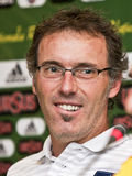 Laurent Blanc Royalty Free Stock Images