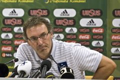 Laurent Blanc Stock Afbeelding