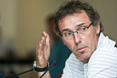 Laurent Blanc Royalty-vrije Stock Foto