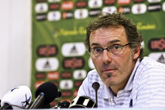 Laurent Blanc Lizenzfreie Stockfotos