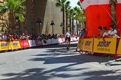 Laurent Didiel Team Trek Royalty Free Stock Photos