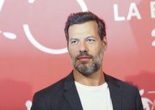 Laurent Lafitte присутствует на ` l ` Heure De Ла Самолетовылета ` стоковые изображения