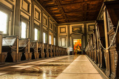Laurentian Library royalty free stock images
