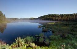Laurentides Landscape Royalty Free Stock Image