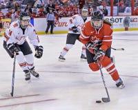 IIHF kobiet Lodowego hokeja światu mistrzostwo fotografia royalty free
