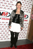 Laurie Andrewsen en el Kaylah Marin Record Release Party, Mickey, Hollywood del oeste, CA 10-19-09 Imagenes de archivo