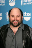 Laurie David, Jason Alexander Stock Images