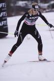 Laurien Van Der Graaf - cross country skier Stock Images