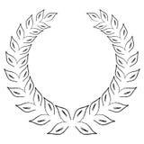 Laurier vector illustratie