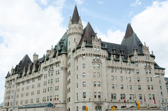 Laurier Castle - Ottawa - Canada. Laurier Castle in Ottawa - Canada Stock Photos