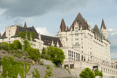 Laurier Castle - Ottawa - Canada. Laurier Castle in Ottawa - Canada Stock Photography