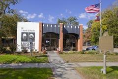 Laurier en Hardy Museum Royalty-vrije Stock Foto