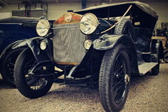 Laurin and Klement old car. Image old car which one be produce 1924 stock photo