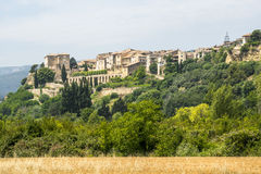Lauris (Provence) Royalty Free Stock Photography