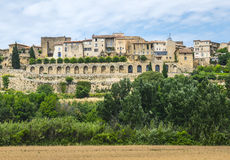 Lauris (Provence) Royalty Free Stock Images