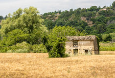 Lauris (Provence) Stock Photography