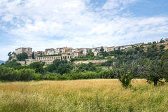 Lauris (Provence) Royalty Free Stock Image