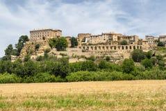 Lauris (Provence, Frankrike) Arkivfoto