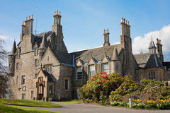 Lauriston, front-view Royalty Free Stock Images