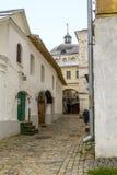 Laurus da trindade-Sergius em Rússia Fotografia de Stock Royalty Free