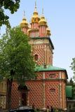 Laurus de la trinidad-Sergius en Rusia Foto de archivo