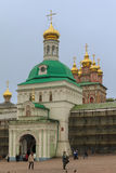 Laurus de trinité-Sergius en Russie Photo libre de droits