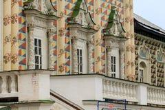 Laurus de trinité-Sergius en Russie Images stock