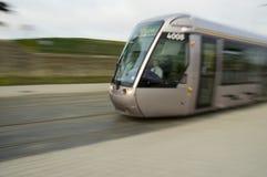 Laus Tram Stock Images