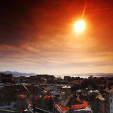 Lausanne Royalty Free Stock Image