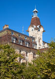Lausanne Royaltyfria Foton
