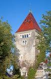 Lausanne Arkivfoton