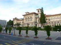 Lausanne Stock Afbeeldingen