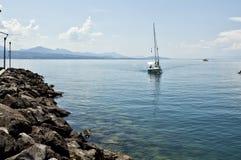 Lausanne Photo libre de droits