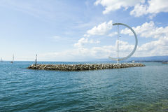 Lausanne Royalty Free Stock Images