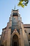 Lausanne Katedra Obraz Royalty Free