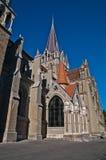 Lausanne katedra Obrazy Royalty Free