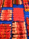 Lausanne, marché 01 Photo stock