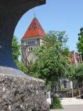 Lausanne suisse obraz stock