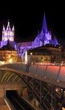 Lausanne, Switzerlan Royalty Free Stock Image