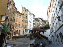 Lausanne Royalty Free Stock Photography