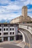 Lausanne, Szwajcaria obraz royalty free
