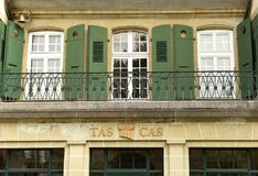 Lausanne Szwajcaria, Czerwiec, - 05, 2017: Sąd Arbitrażowy dla Zdjęcie Stock