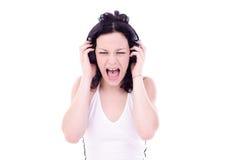 Laute Musik Stockbild